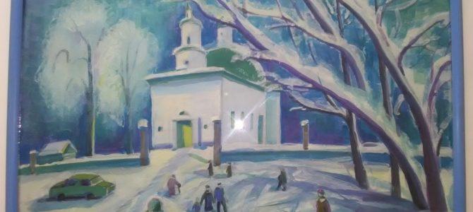 Завершился конкурс творческих работ, посвященный празднованию 200-летия Храма Воскресения Христова г. Сарапул