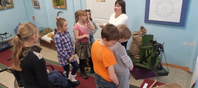 Воспитанники воскресной школы приняли участие во Всероссийской акции «Ночь искусств»