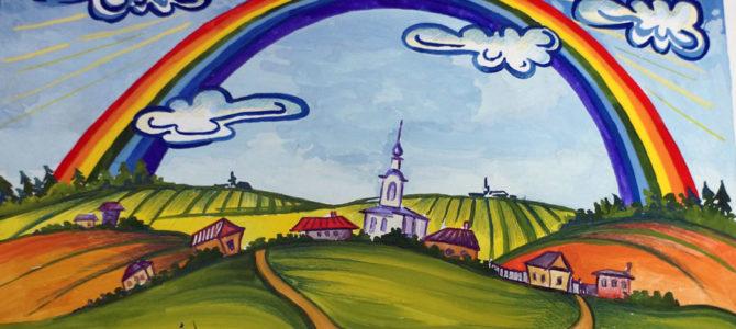 С 1 сентября начинается региональный этап Международного конкурса детского творчества «Красота Божьего мира»